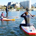 Team building en Stand Up Paddle