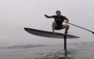 Vidéo de Stand Up Paddle Hydro Foil