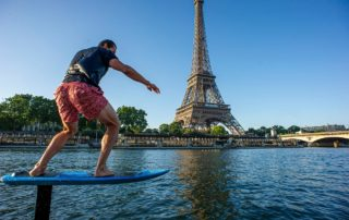 Sur Foil à Paris 4