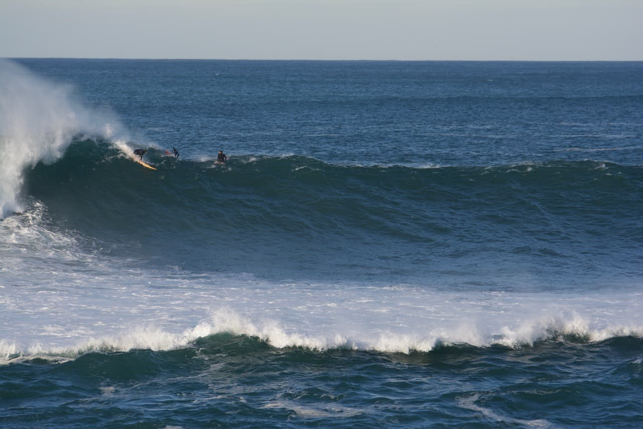 Surf hivernal - Photo : Julien/Jaime