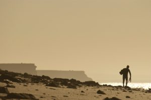 Ludo Dulou - Bodysurf Maroc - Photo Greg Rabejac