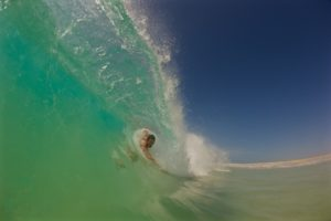 Ludo Dulou en Bodysurf - Photo Greg Rabejac